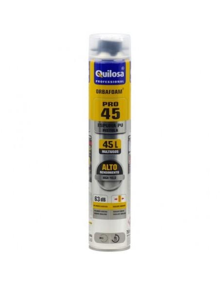 Mousse isolante haut rendement - ORBAFOAM PRO45 - Quilosa