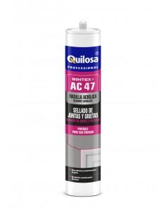 Mastic acrylique sec en 10...