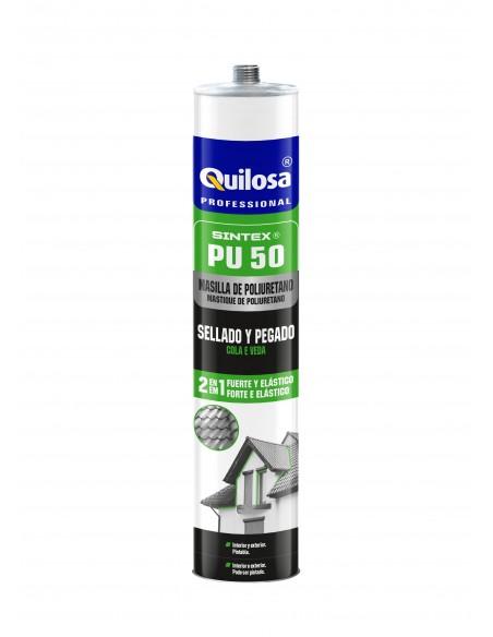 Mastic-colle élastique tous collages - SINTEX PU50 – Quilosa