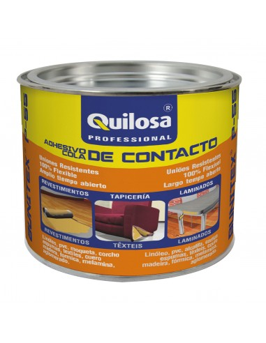 Colle de contact grandes surfaces -...