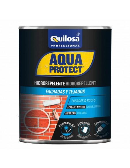 Hydrofuge pour façades et toitures - AQUAPROTECT - Quilosa