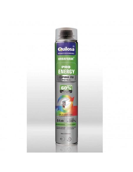 Mousse PU pour l'installation des portes et fenêtres – Pro Energy - QUILOSA