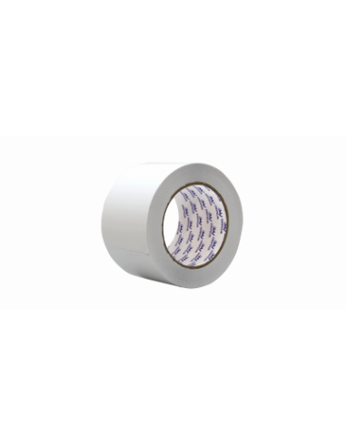 Ruban adhésif isolation PVC blanc...