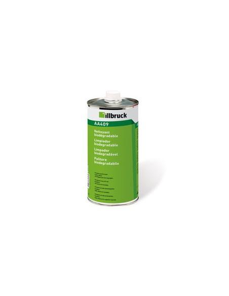 Nettoyant pour colles et mastics biodégradable - AA409 bio - Illbruck